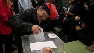 Catalogne : les élections régionales en photos