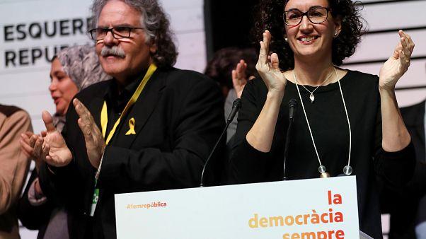 Marta Rovira: hemos ganado otra vez a pesar de todo - discurso completo