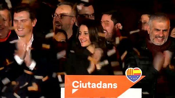 "Inés Arrimadas (36) macht ""Ciutadans"" zur stärksten Partei"