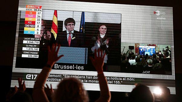 Εκλογές στην Καταλονία: Οι αντιδράσεις των «αποσχιστών»