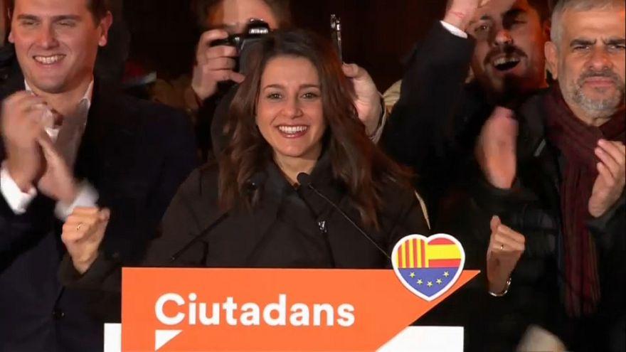 """Elezioni in Catalogna: la """"vittoria di Pirro"""" di Inés Arrimadas"""