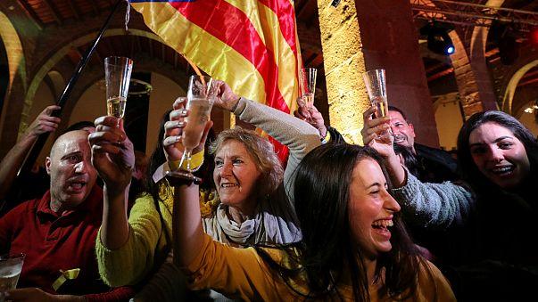 Partidos separatistas com maioria no Parlamento