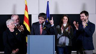 Catalogna: indipendentisti in 'esilio' pronti a tornare