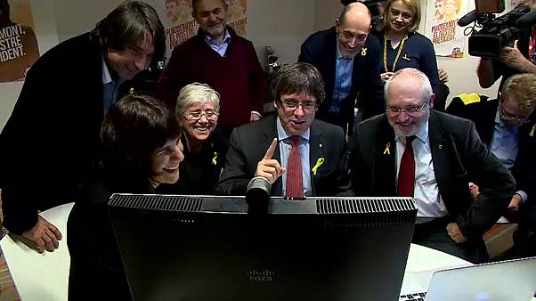 """Katalanen in Belgien: """"Lieber heute als morgen heim"""""""