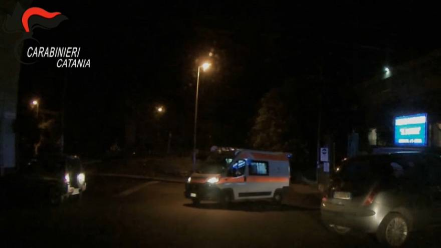 Mafia: l'ambulanza della morte