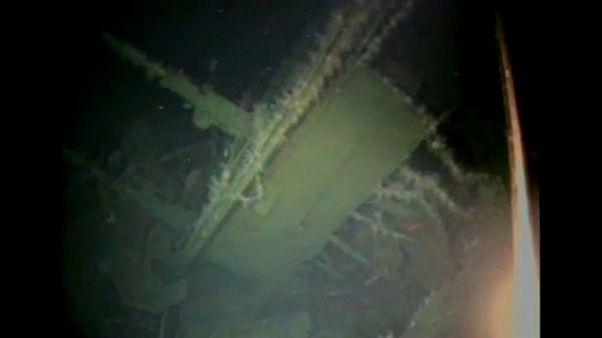Évszázados rejtélyt leplezhet le a megtalált ausztrál tengeralattjáró