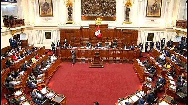 Peru's president survives impeachment vote
