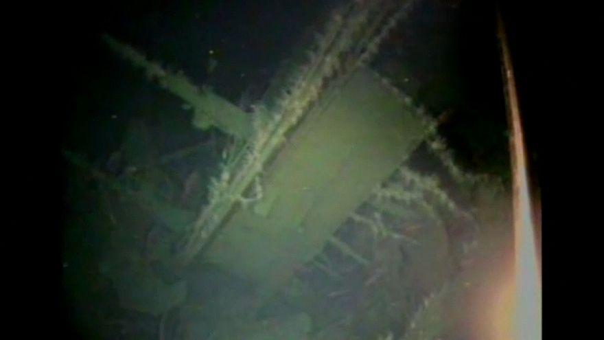 Обнаружена австралийская субмарина, затонувшая в 1914-м году