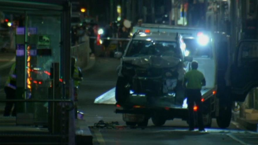 Инцидент в Мельбурне: среди пострадавших 9 иностранцев
