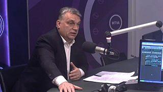 Orbán: aki Lengyelországot támadja, Közép-Európát támadja