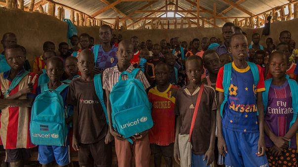 Sud Sudan: il coro degli orfani