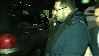 Suspected Russian spy arrested in Kiev