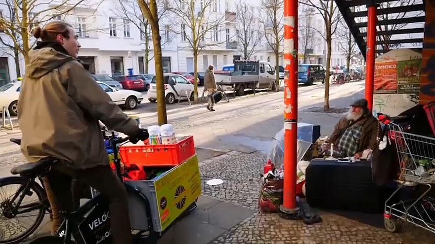 "I ""Warmgefahren"" di Berlino"