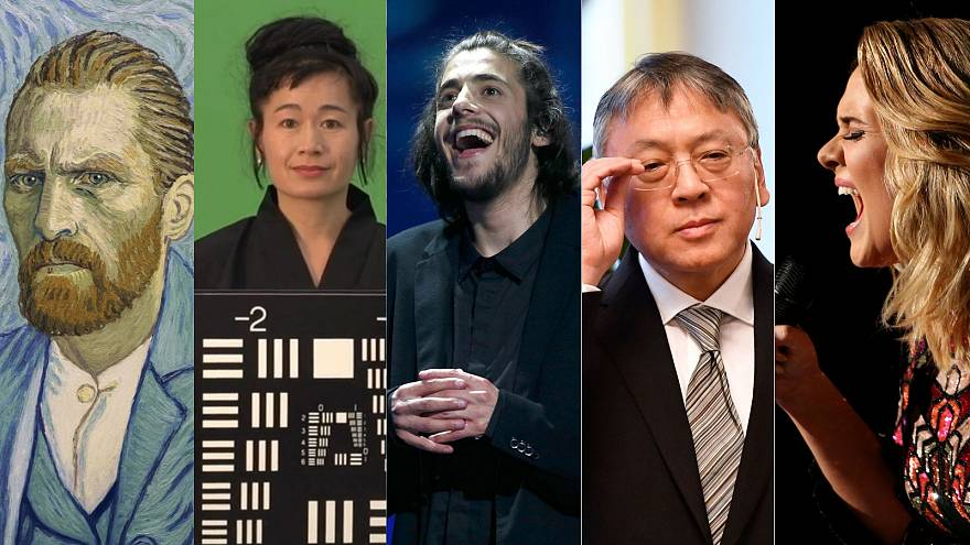Reader poll: Who should be Euronews' Culture Personality of the Year?