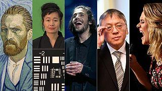 Culture : votez pour la personnalité de l'année
