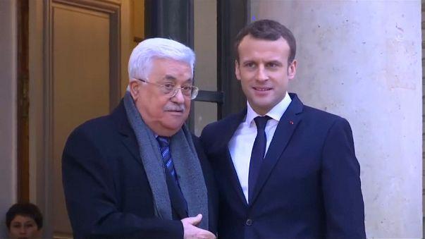 "Israël-Palestine: Abbas n'acceptera ""aucun plan"" de paix américain"