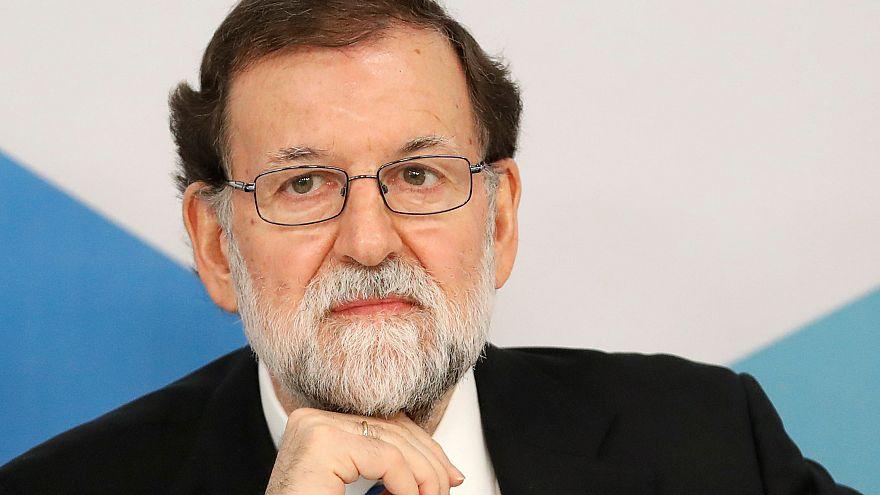 Rajoy rechaza la reunión con Puigdemont - Rueda de prensa completa