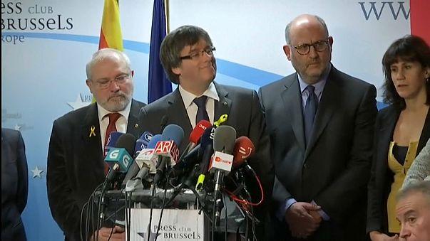 Каталония: Пучдемон готов к диалогу с Рахоем