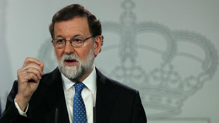 Mariano Rajoy kész párbeszédet folytatni az új katalán kormánnyal