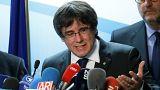 Puigdemont: 'Rajoy ile görüşmeye hazırım'