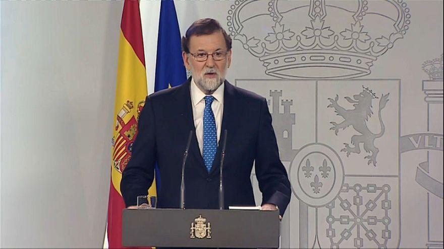 Рахой готов к переговорам с новым правительством Каталонии