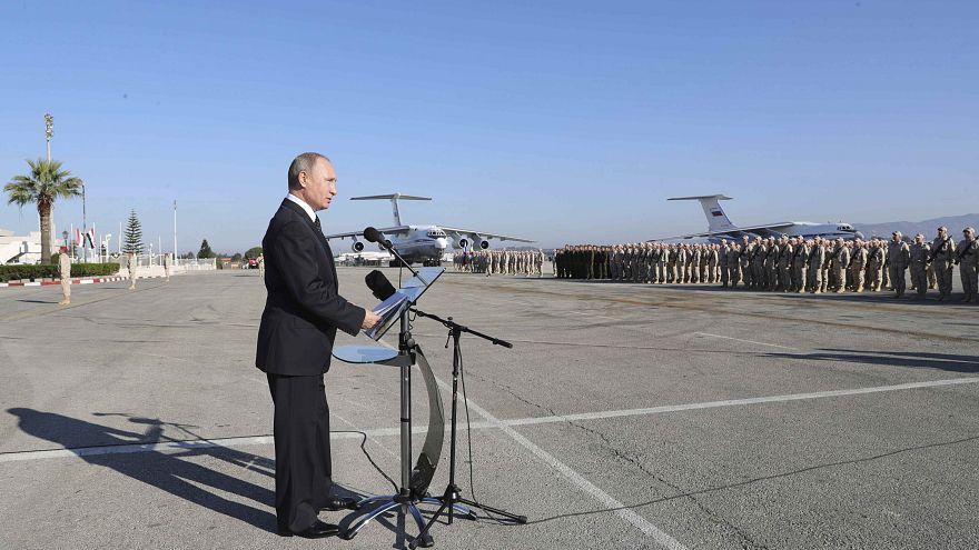 48 ألف جندي روسي يشاركون في الحرب بسورية