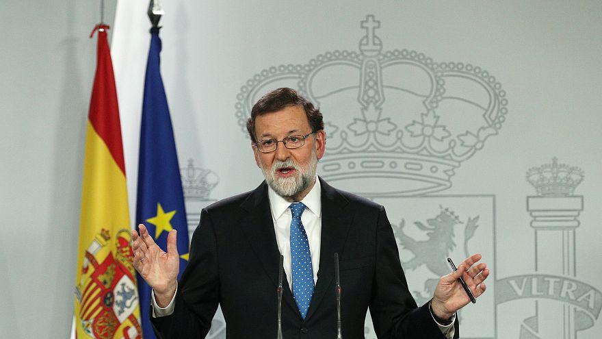 Μ.Ραχόι: «Θα κάνω μία προσπάθεια για να συνομιλήσω με τη νέα καταλανική κυβέρνηση»