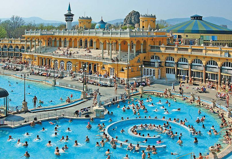copyright: Szechenyi Spa Baths