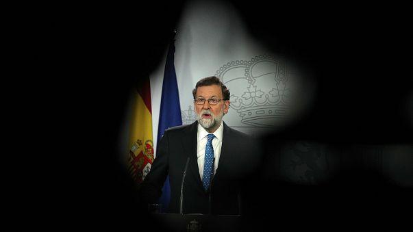 Catalogne : Rajoy refuse de rencontrer l'ex-président Puigdemont