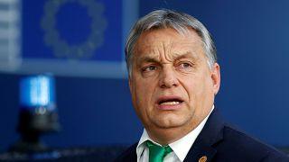Viktor Orban soutient la Pologne