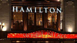 Musical-Hit Hamilton feiert Premiere in London