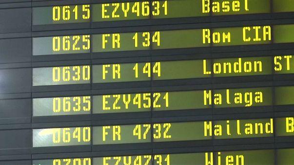 Les pilotes de Ryanair en grève en Allemagne, une première