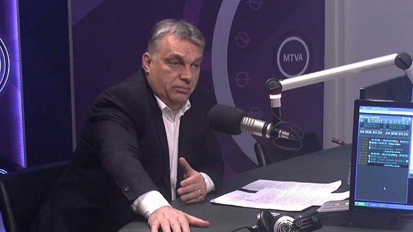 L'ungherese Orban a difesa della Polonia