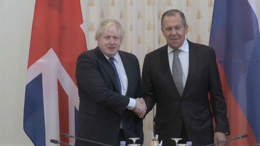 Londres denuncia la injerencia rusa en EEUU, Alemania y Francia