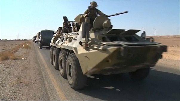 Вывод российских войск из Сирии завершён