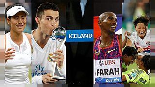 Vota: ¿Quién debe ser la Persona del Año en deportes de euronews?