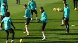 Real get a boost ahead of the classico with the return of Ronaldo