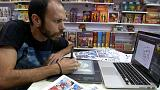 Illustrator Francis Diaz considers how Spain's future