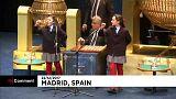 """Weihnachtslotterie in Spanien: Hoffen auf fette Gewinne bei """"El Gordo"""""""