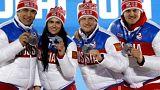 کمیته بین المللی المپیک یازده ورزشکار دیگر روس را خلع عنوان و محروم کرد