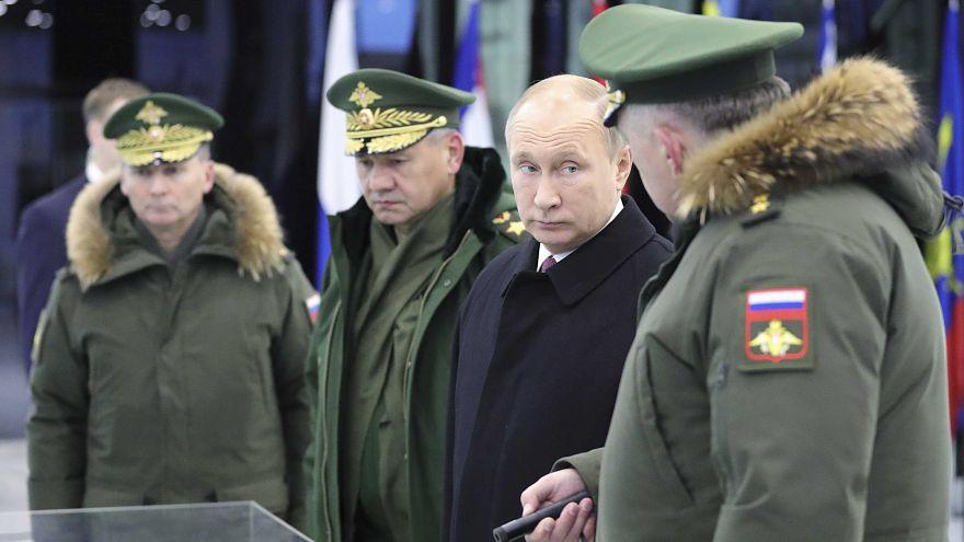 Putin condena estratégia de segurança dos EUA