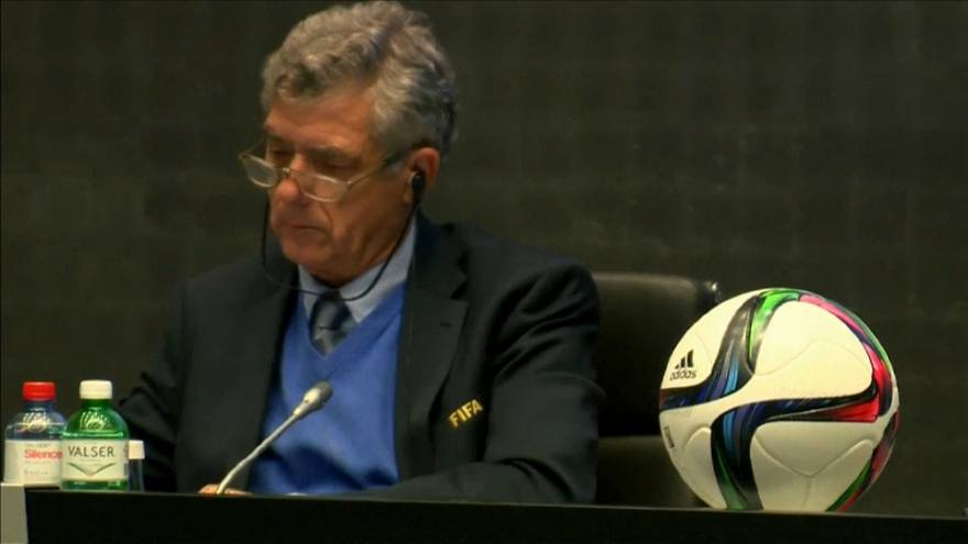 El TAD destituye a Ángel María Villar como presidente de la Federación Española de Fútbol