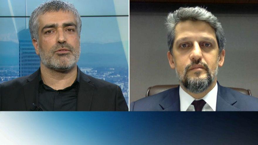 euronews-Interview mit Garo Paylan