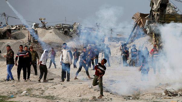 Deux palestiniens tués dans la bande de Gaza