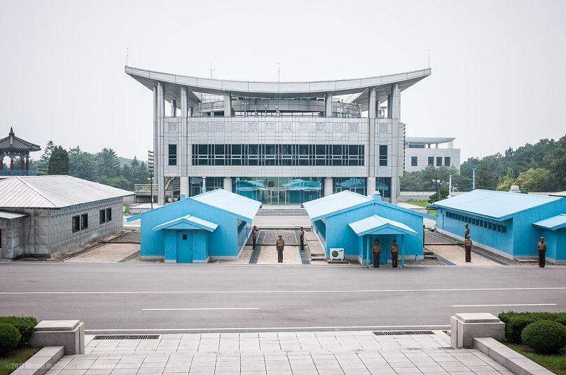 La DMZ in Corea del Nord