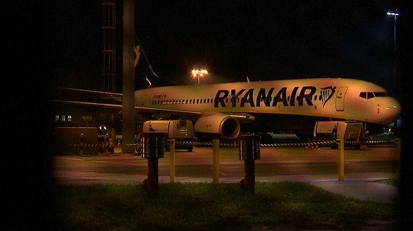 Ryanair: greve de pilotos na Alemanha