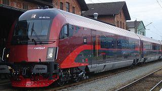 Railjet-Oesterreich