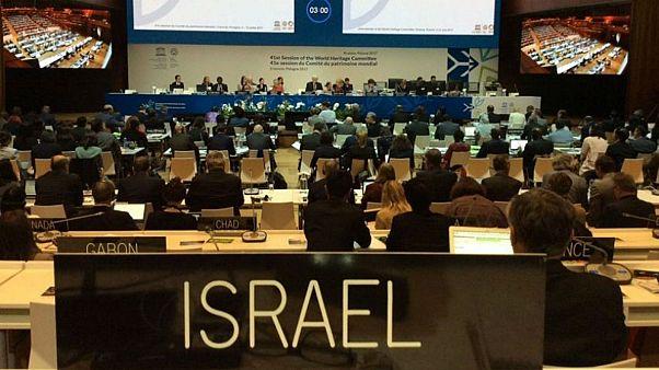 إسرائيل تعلن انسحابها من اليونسكو مالم تعدل المنظمة عن مواقفها