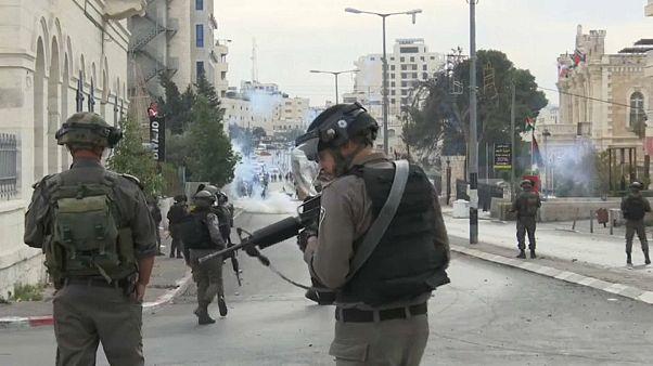 """""""Tag der Wut"""": Palästinenser bei Unruhen erschossen"""
