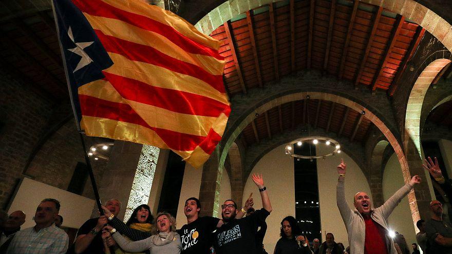 Barselona halkı Katalonya seçimlerini yorumladı